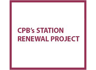 CPB's Station Renewal Project