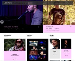 VuHaus homepage