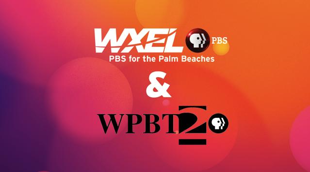 WXEL and WPBT2 Merger image