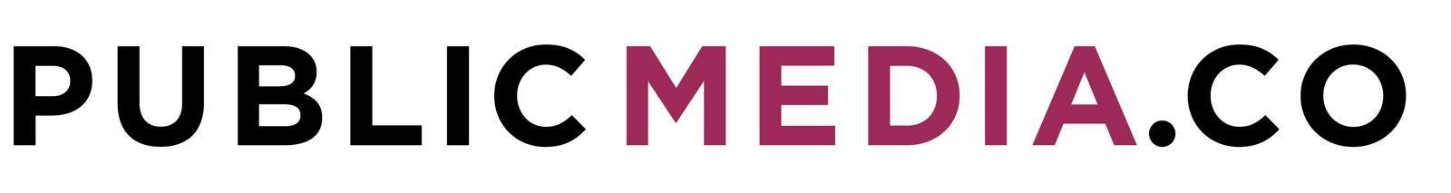 Public Media Company Logo